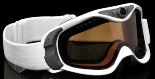Camera Goggles Let You Relive Your Black Diamond Wipe Outs