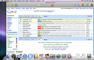 Mailplane Gmail Client for Mac Gets Priority Inbox Support