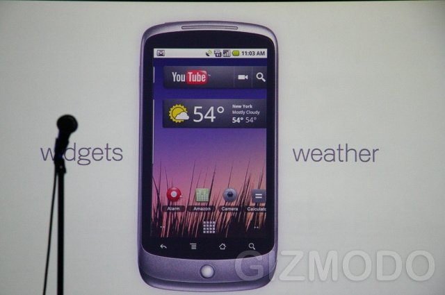 Google Nexus One: Everything You Need to Know