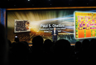 Paul Otellini CES Keynote: Chips Ahoy!