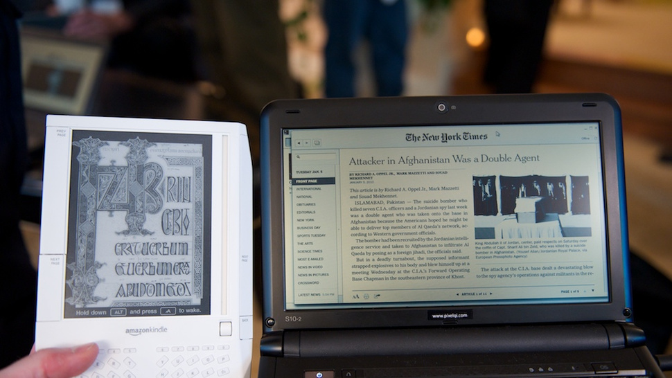 E-Ink Is Dead, Pixel Qi's Amazing Transflective LCD Just Killed It