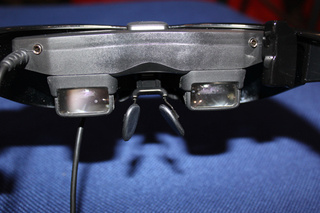 Vuzix Wrap 920AR Augmented Reality Glasses Gallery