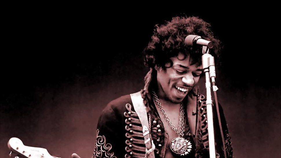 Jimi Hendrix Died 40 Years Ago