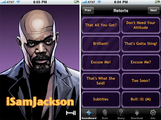 Get This Motherf*cking Samuel L Jackson App On Your Motherf*cking iPhone