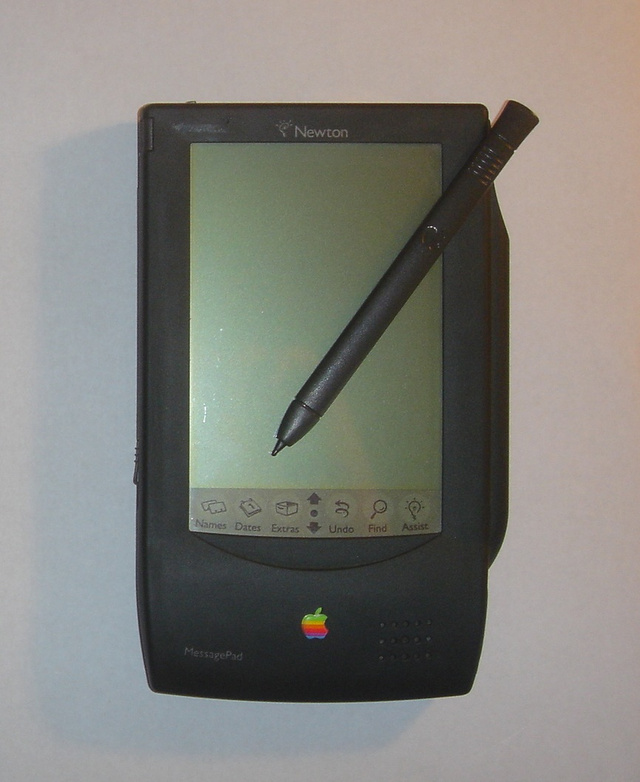 The Story Behind Apple's Newton