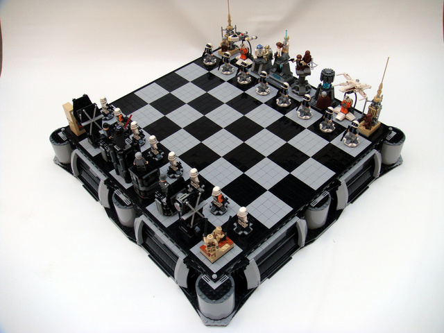 New Hope Chess Gallery