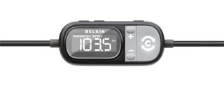 Belkin TuneCast Auto Radio Transmitter Hijacks Your Radio With the Power of App