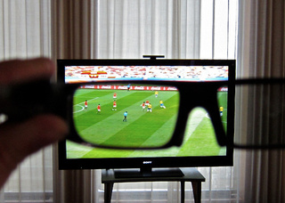 Most of Sony's TVs Over 40-Inches in Size Will be 3D-Enabled In Next Year