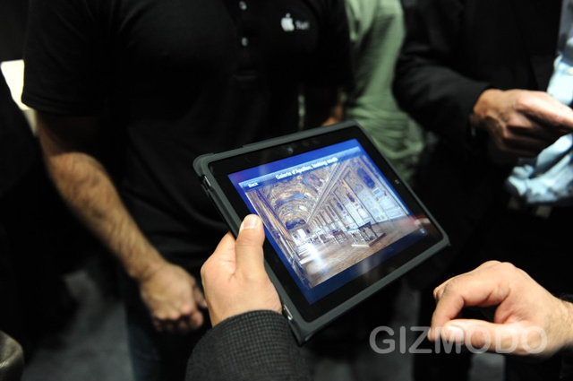 Apple iPad Hands On