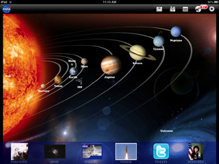 NASA HD iPad App Clears the Tower