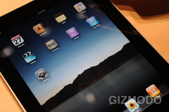 A Visual Guide to the Apple iPad Interface