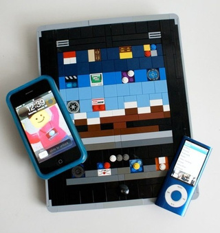 The Inevitable Lego Apple iPad