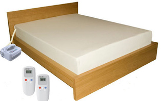 ChiliBed: World's First Heating and Cooling Mattress