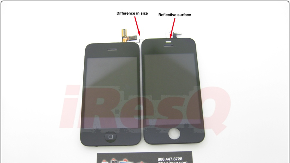 Rumored Spyshot: Will the Next iPhone Be Taller Than Its Predecessors?