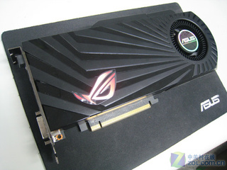 Radeon HD 5870 Gloriously Abused By Asus, Made Super Overclocking-Friendly
