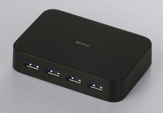 USB 3.0 Gets Its First Four-Port Hub