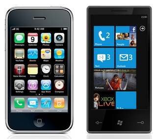 Windows Phone 7 Interface: Microsoft Has Out-Appled Apple