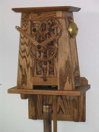 Wooden Clock Gallery