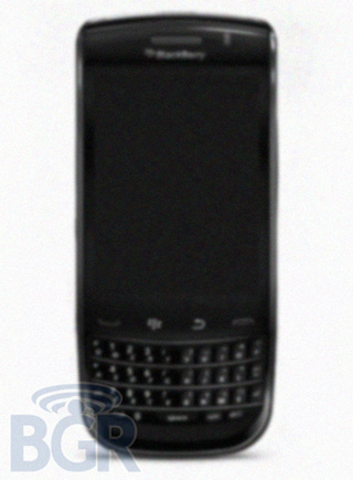 Details On RIM's New BlackBerry Slider?
