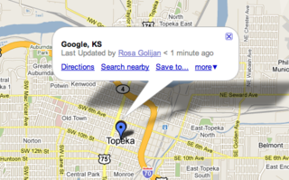 Topeka, Kansas Changes Name in Attempt to Get Google's Gigabit Fiber