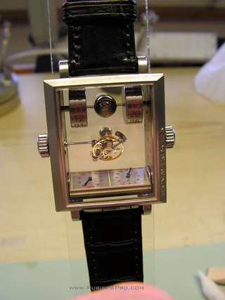Double Axis Tourbillon Gallery