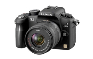 Panasonic G2 and G10 Micro Four Thirds Cameras Leaked...On Panasonic's Very Own Site