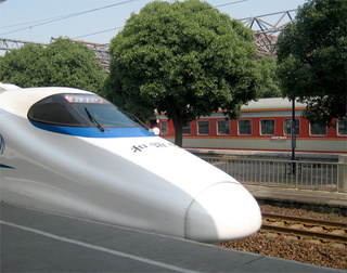 Chinese High-Speed Rail Will See Travel From London To Beijing In Just Two Days