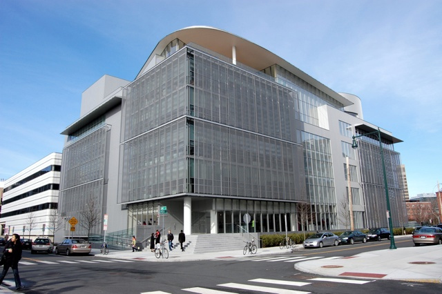 MIT Media Lab Extension: The New Home of Face-Melting Research