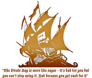 The Pirate Bay's Founder Likens P2P To Coke