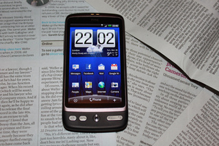 HTC Desire Review: An Even More Desirable Nexus One