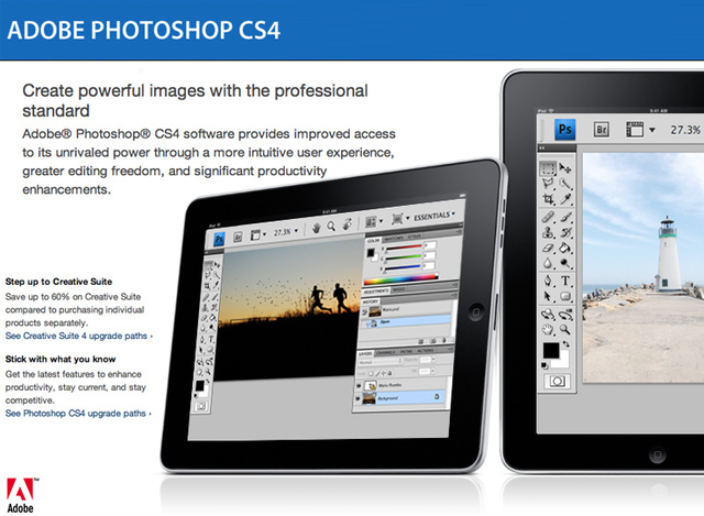 iPad Apps Pshop Gallery