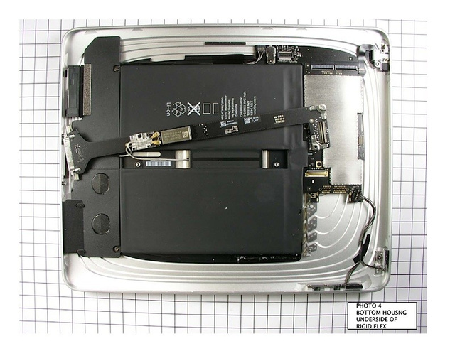 This Is What the Inside of an iPad Looks Like
