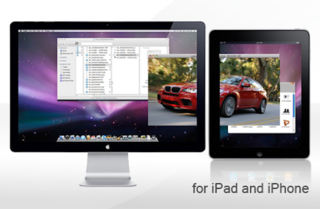 Turn Your iPhone or iPad Into an External Multitouch Monitor for Your Mac