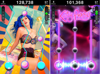 Katy Perry's Huge Back Catalog Cherrypicked For iPhone Music App