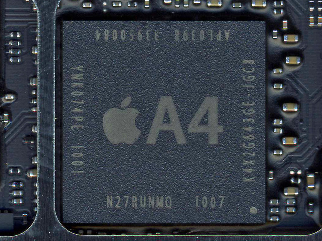 Deconstructing the iPad's A4 Chip: It's Still a Giant iPhone