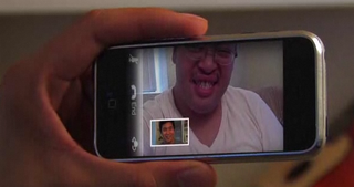 Here's a Much More Realistic Facetime iPhone 4 Commercial
