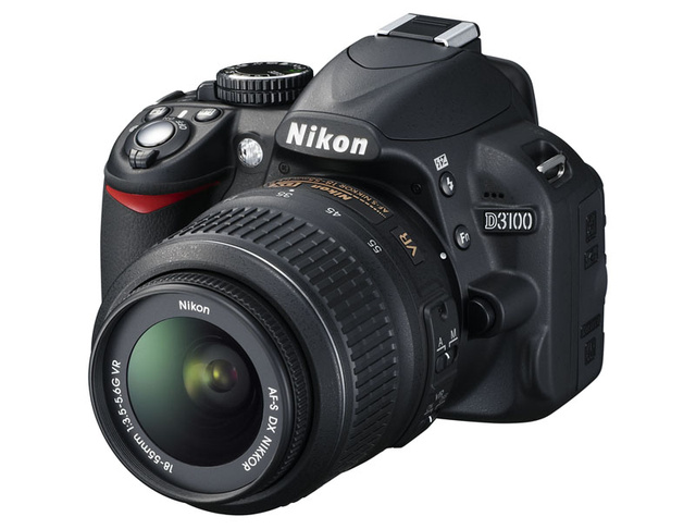 Nikon D3100: The First DSLR With Real Video Autofocus
