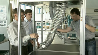 Festo Scientists On Schedule For Doctor Octopus Transformation