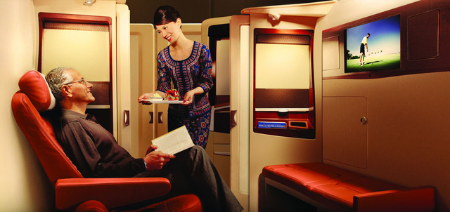 A380 Singapore Airlines Suite gallery