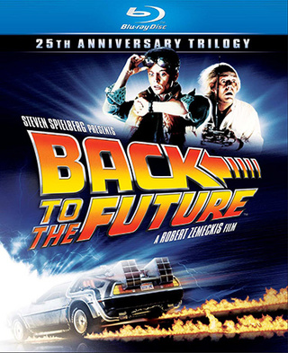 Back to the Future Trilogy Coming to Blu-Ray on October 26