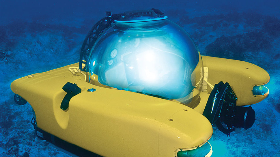 I Must Get $2M to Buy This Personal Submarine