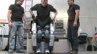 Rex Bionics Has The Technology
