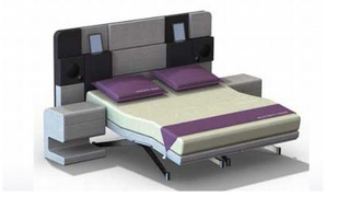 $20,000 Hollandia iCon Bed Is Really Just A Gigantic SNES