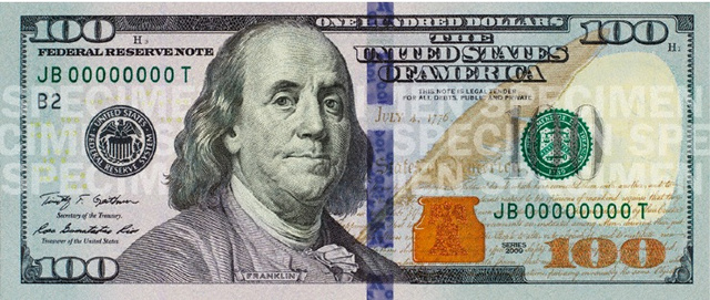 Why You Don't Want to Counterfeit the Hideous New $100 Bill
