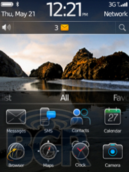 The New BlackBerry OS 6.0: Video and Details