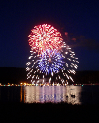 Shooting Challenge Gallery: Fireworks (Part 4)