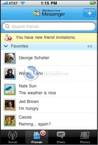 Windows Live Messenger Gallery