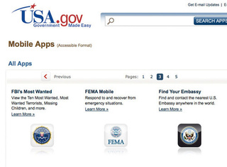 U.S. Gov's Apps Let You Find Embassies, Track Recalls, and Hunt FBI's Most Wanted