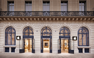 Apple Store Paris Gallery