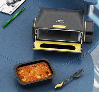 This Desktop Microwave Will Make You Fat